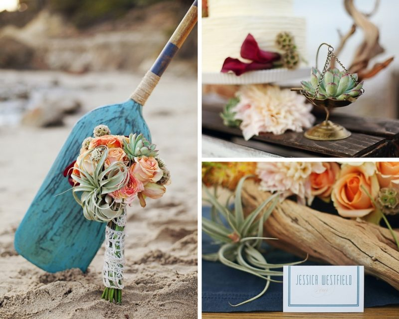Intimate Malibu Beach Wedding
