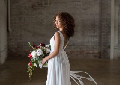 bride 4th of july wedding inspiration