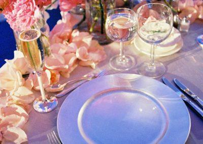 meadows events_elegant table setting_vibiana los angeles
