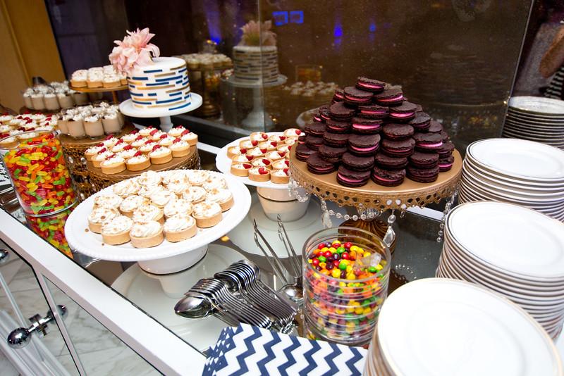 the parker palm springs dessert