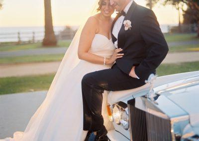 meadows events_santa monica wedding_romantic photos