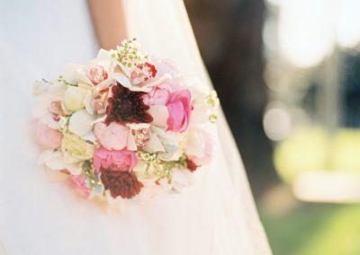 spring bouquet _santa monica wedding meadows events