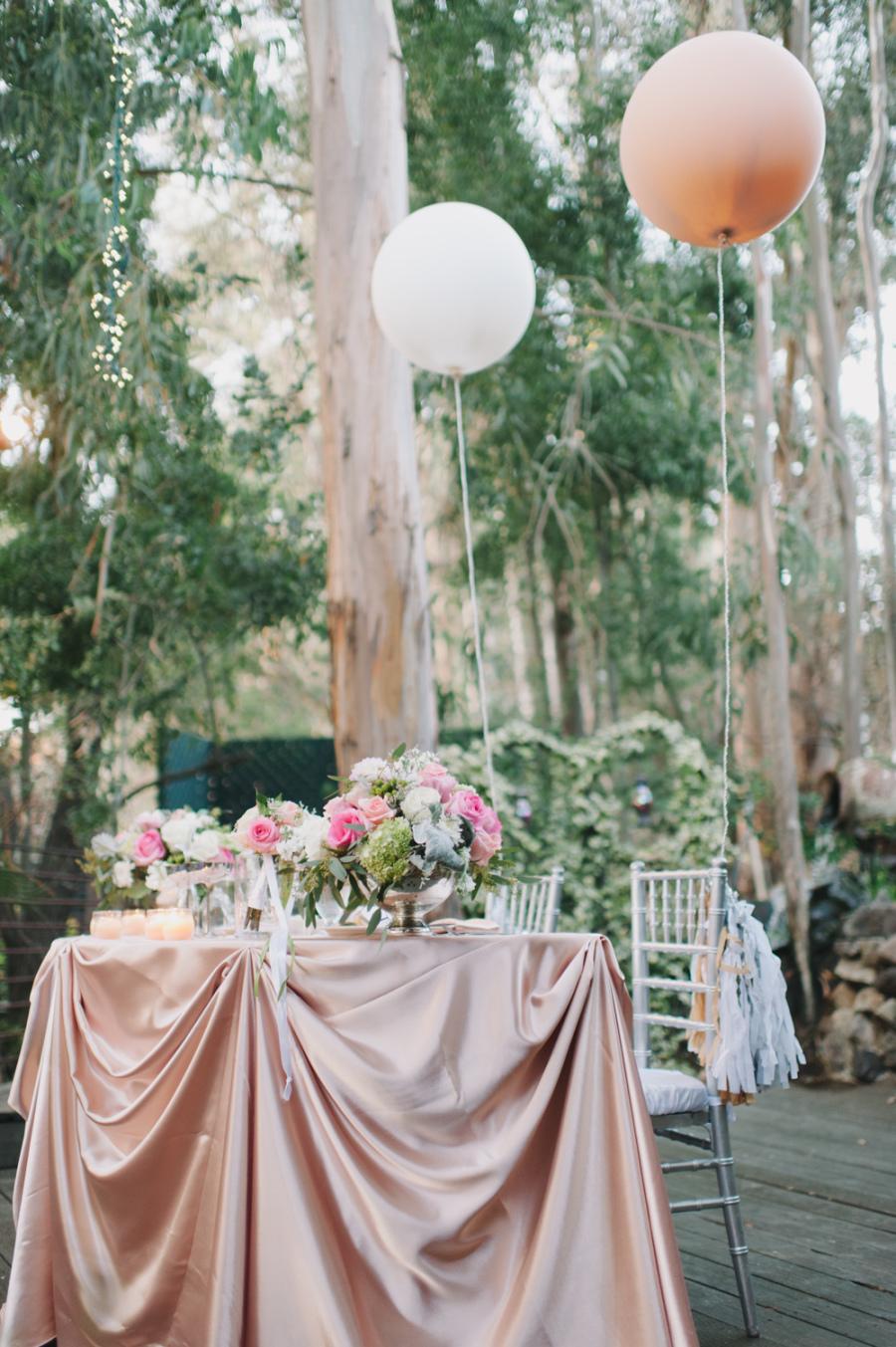 pretty sweetheart table calamigos ranch