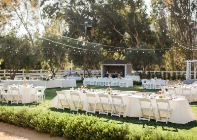 meadows events |brookview ranch reception