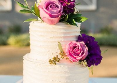 meadows events | wedding cake| sweet arlenes