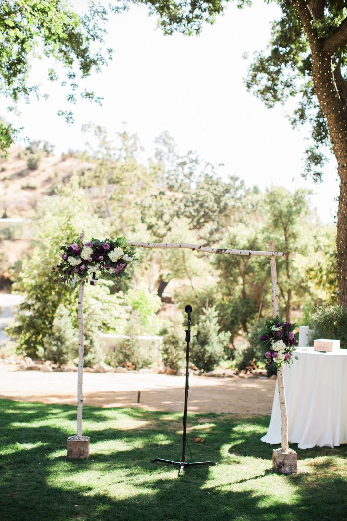 meadows events | wedding ceremony brookview ranch