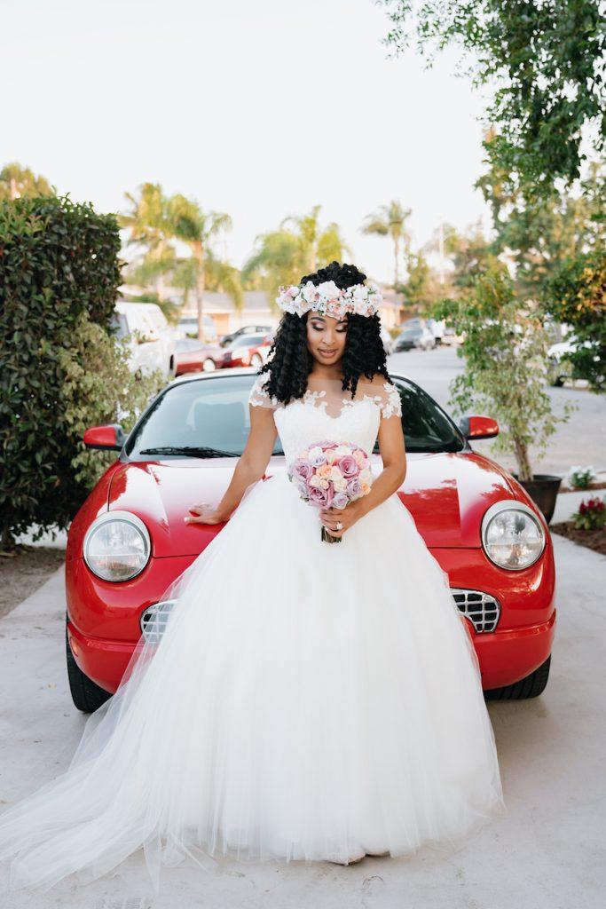 Dreamy Backyard Wedding