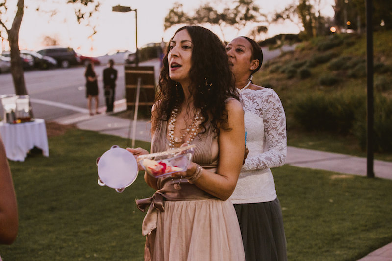 ady-flowergirls-tambourines-colorful-fall-los angeles-wedding-wedding planning meadows events