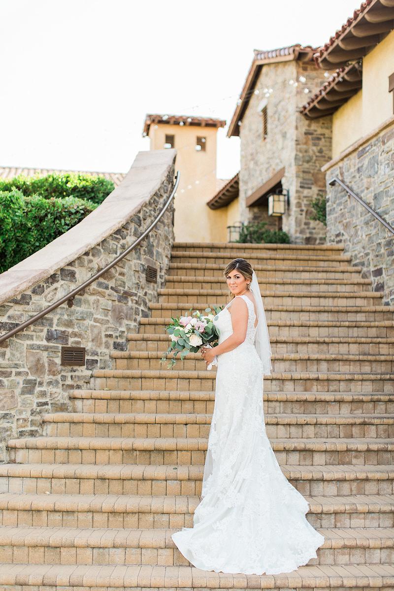 bride portrait valencia wedding