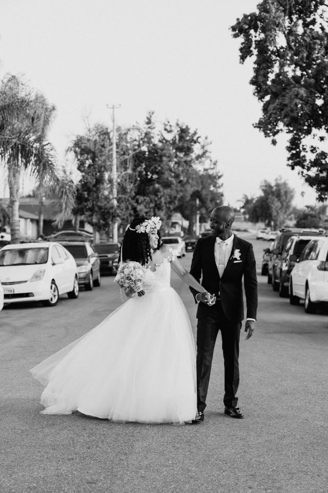 home wedding in los angeles