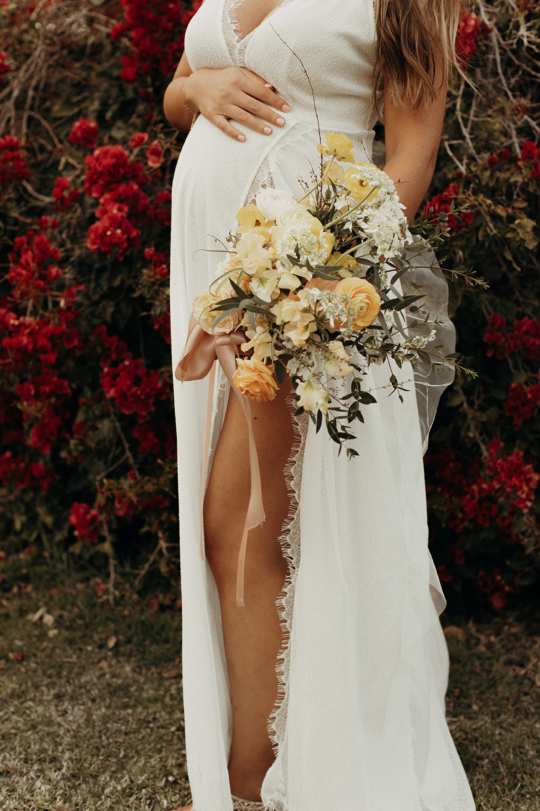 yellow bouquet_abbi cooley photography