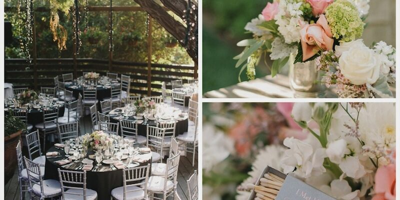 Romantic Calamigos Ranch Wedding | Malibu California